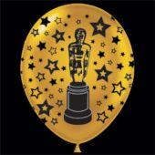 AWARD GOLD 14'' LATEX BALLOONS