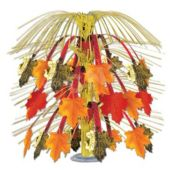 AUTUMN LEAVES CENTERPIECE