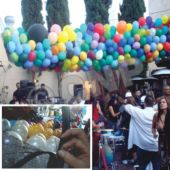 BALLOON DROP 2000