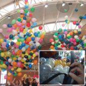 Balloon Drop 500