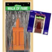 Walk of Fame Door Fringe