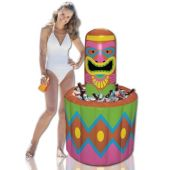 4' JUMBO INFLATABLE TIKI COOLER