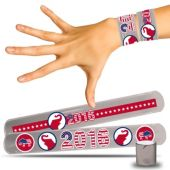 Republican Slap Bracelets - 12 Per Pack