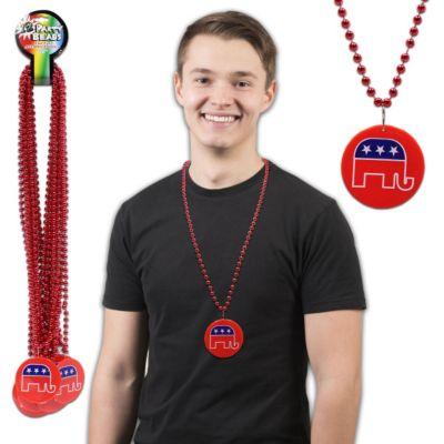 Republican Bead Necklaces-33