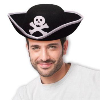 3 CORNER PIRATE HAT