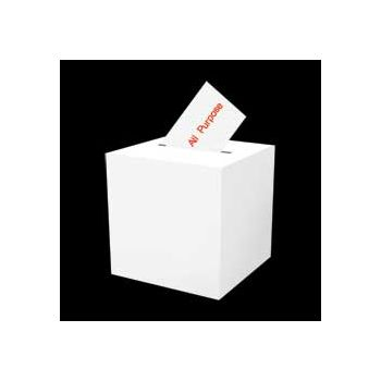 ALL PURPOSE   RECEIVING GIFT BOX