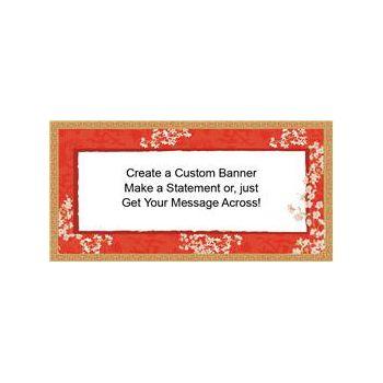 Oriental Theme Custom Banner