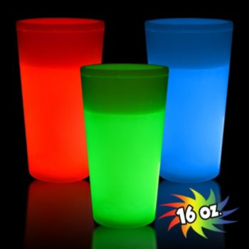 Glow Shot Glass - 2 Ounce