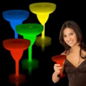Margarita Glow 10 Oz. Cup  Available In 5 Colors