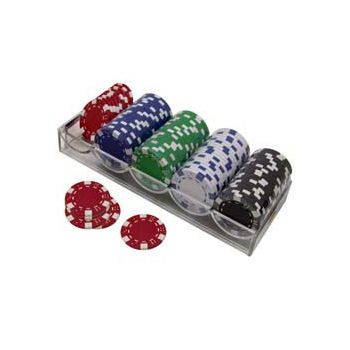 DELUXE POKER CHIP SET (11.5 grams)