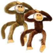 "Plush Monkey-14""-12 Pack"