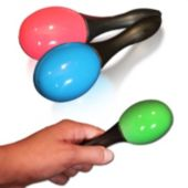 "Mini Party Maracas-4 3/4""-12 Pack"