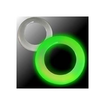 "Glow in the Dark   7"" Throwing Ring"