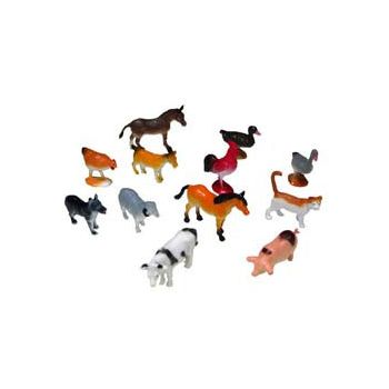 "2 14"" FARM ANIMALS (Assorted)"