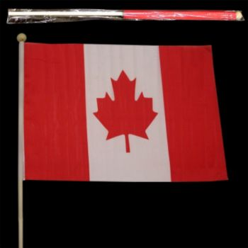 CANADIAN CLOTH FLAGS