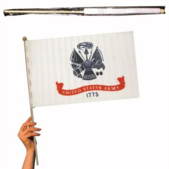 U.S. ARMY CLOTH FLAGS