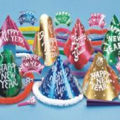 Happy New Year Cabaret Party Kit For 50