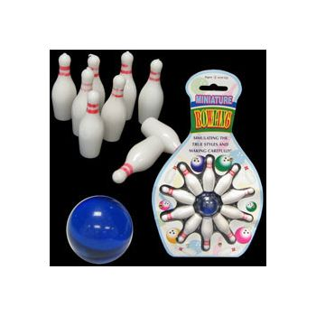 MINI BOWLING GAME