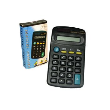 CALCULATOR   HAND HELD