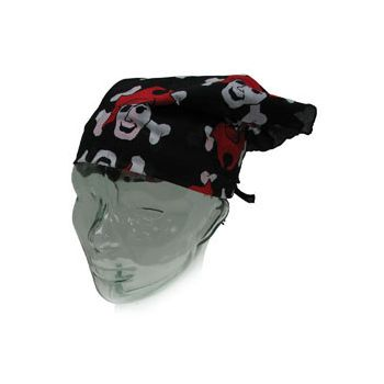 Pirate Bandanas - 19 inch, 12 Pack