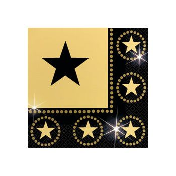 Star Attraction  Lunch Napkins