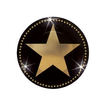 """STAR ATTRACTION  7"""" PLATES"""