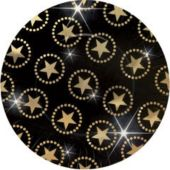 Star Attraction Hollywood Theme Paper Plates
