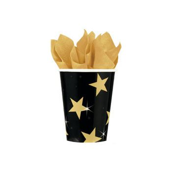 STAR ATTRACTION   9 oz. PAPER CUPS