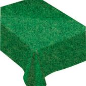 Green Grass Vinyl Table Covers