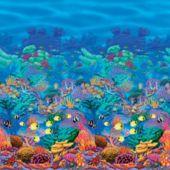 Coral Reef Scene Setter-40'