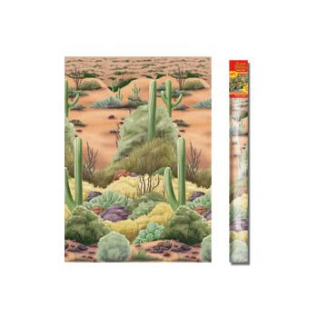 DESERT FLORA   40' SCENE SETTER