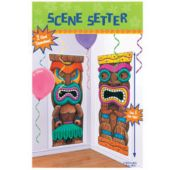 65 Inch Tiki Idols Scene Setter Add Ons