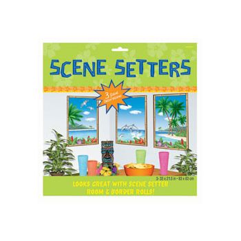 TROPICAL WINDOWS   SCENE SETTER ADD-ON
