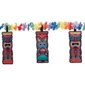 Tiki Flower Garland Decoration