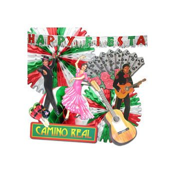 FIESTA PARTY DECORATION KIT