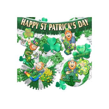ST PATRICK'S DAY   DECORATING KIT