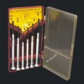6 Piece Mini Screwdriver Set