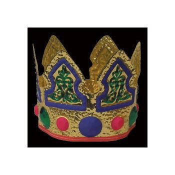 CHILD'S COLORFUL CROWN