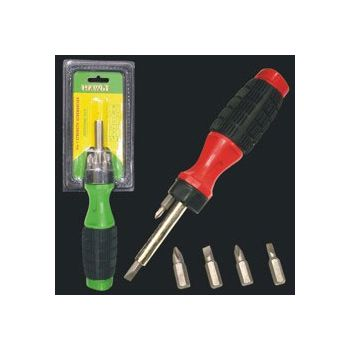 "7 12"" IN SIZE, 6 IN 1 SCREW DRIVER SET (6 pieces)"