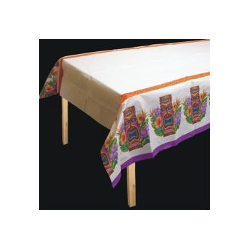 TIKI ISLAND  PAPER TABLE COVER