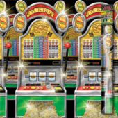 40 Foot Slot Machine Scene Setter Roll