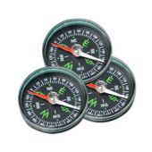 "1.5"" Magnetic Compasses - 12 Pack"