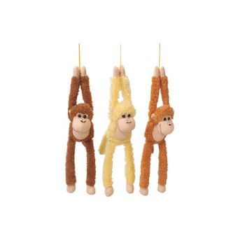 "15"" PLUSH MONKEYS"