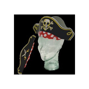 PARTY PIRATE HATS