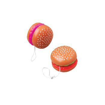 2 Inch Hamburger Shaped Yo Yos
