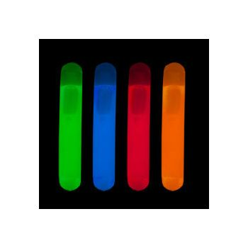 Glow Martini Glass Glow Stick Replacements - 10 Pack
