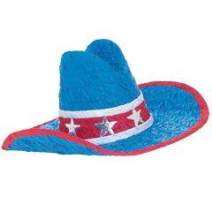 Cowboy Hat Piñata