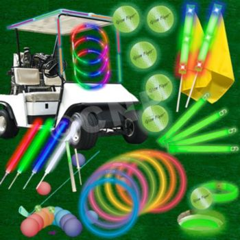 GLOW FLYER   FAIRWAY PACKAGE  (FOR 60 PLAYERS)