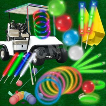 NIGHT GOLF FAIRWAY TOURNAMENT PKG  (FOR 60 PLAYERS)