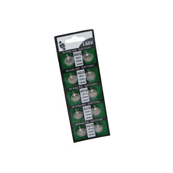 AG-13 Replacement Batteries - 10 Pack